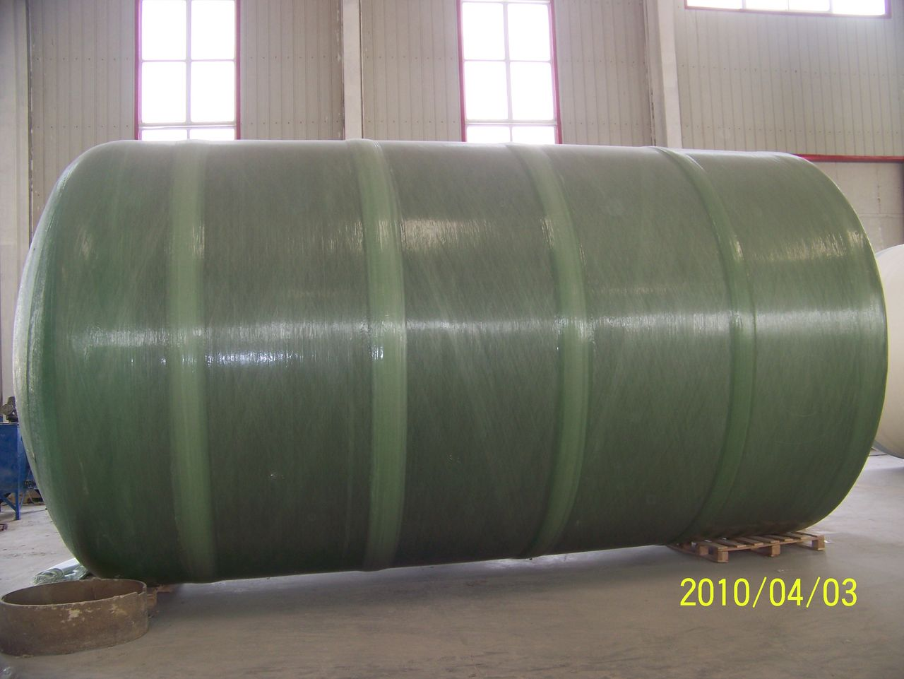 玻璃钢储罐结构特点